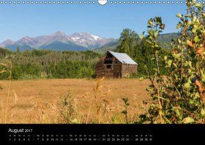 Südlich Hazelton, British Columbia