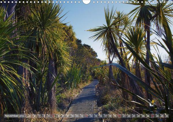 Calendar Traumhafte Wege_11
