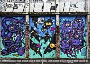 Street Art 2018 Calvendo 2-8